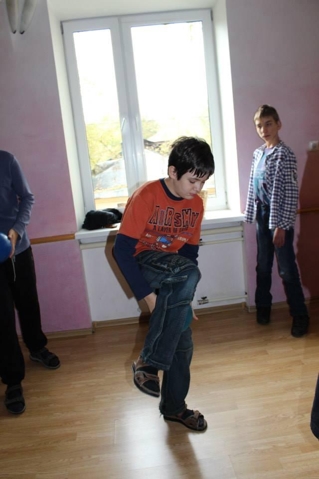 гимнастика с ав
